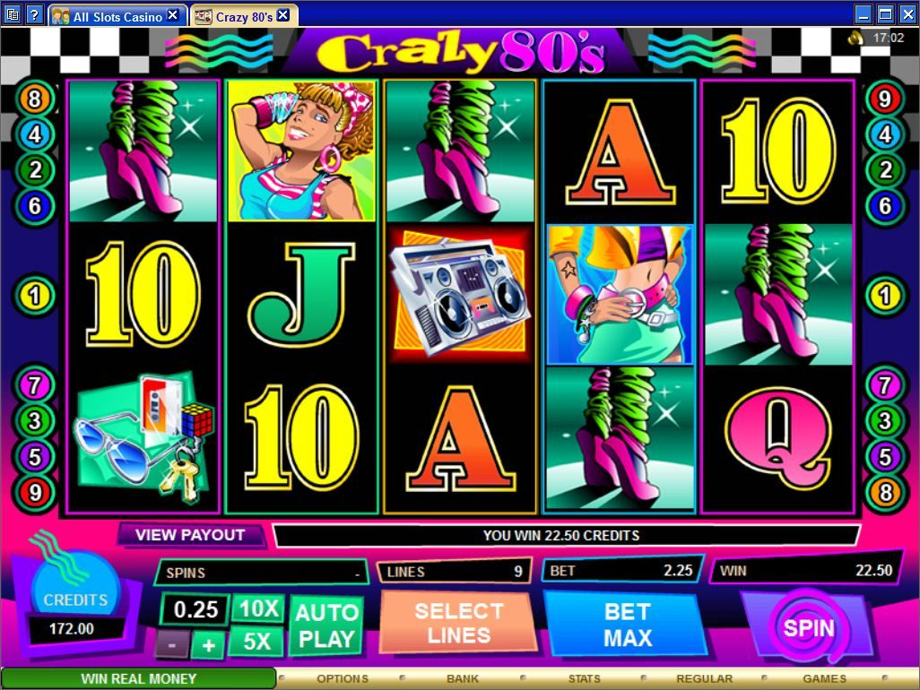 Take the Review of Crazy 80's